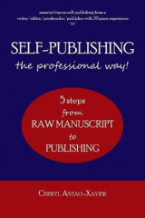 Omslag - Self-Publishing--The Professional Way!