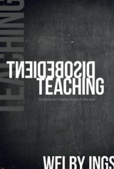 Omslag - Disobedient Teaching