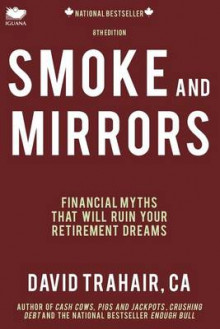 Smoke and Mirrors av David Trahair (Heftet)