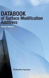 Omslag - Databook of Surface Modification Additives