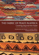 Omslag - The Fabric of Peace in Africa