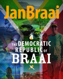 The democratic Republic of braai av Jan Braai (Heftet)