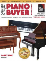 Omslag - Acoustic & Digital Piano Buyer Fall 2016