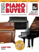 Omslag - Acoustic & Digital Piano Buyer Fall 2017