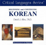 Omslag - Beginning and Continuing Korean