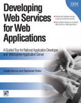 Omslag - Developing Web Services for Web Applications