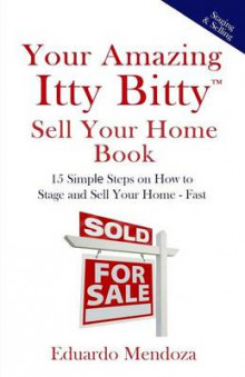 Your Amazing Itty Bitty Sell Your Home Book av Eduardo Mendoza (Heftet)