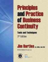 Omslag - Principles and Practice of Business Continuity