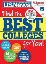 Omslag - Best Colleges 2017