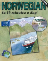 Omslag - Norwegian in 10 minutes a day including CD-rom