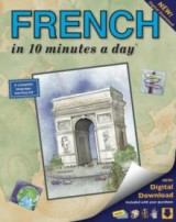 Omslag - French in 10 minutes a day