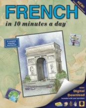 French in 10 minutes a day av Kristine K. Kershul (Heftet)