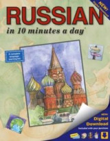Omslag - Russian in 10 minutes a day