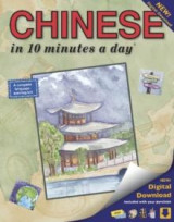 Omslag - Chinese 10 minutes a day