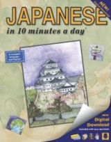 Omslag - Japanese in 10 minutes a day