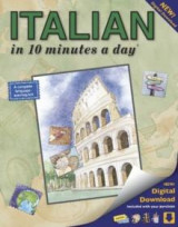 Omslag - Italian in 10 minutes a day