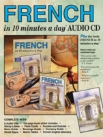 Omslag - FRENCH in 10 minutes a day (R) Audio CD