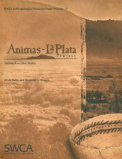 Animas-La Plata Project Volume XI av Jim A Railey og Alexander L Wesson (Heftet)
