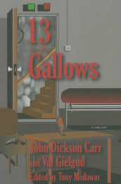 13 to the Gallows av John Dickson Carr og Val Gielgud (Heftet)