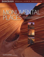Monumental Places av Gregory McNamee (Heftet)