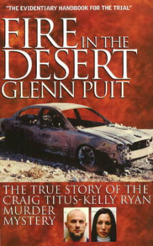 Fire in the Desert av Glenn Puit (Heftet)