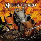 Omslag - Mouse Guard Volume 1: Fall 1152