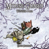 Omslag - Mouse Guard Volume 2: Winter 1152