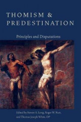 Omslag - Thomism and Predestination