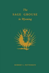 Omslag - The Sage Grouse in Wyoming