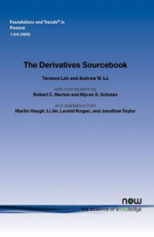The Derivatives Sourcebook av Terence Lim, Andrew W. Lo og Robert C. Merton (Heftet)