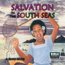 Salvation in the South Seas av Rose-Mae Carvin og Bible Visuals International (Heftet)