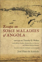 Omslag - Essays on Some Maladies of Angola (1799)