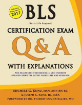 Omslag - BLS Certification Exam Q&A with Explanations