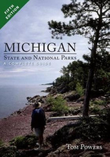 Michigan State and National Parks av Tom Powers (Heftet)