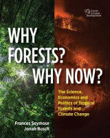 Omslag - Why Forests? Why Now?