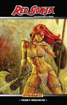 Red Sonja: She-Devil with a Sword Volume 5 av Michael Avon Oeming og Brian Reed (Heftet)