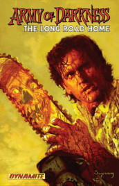 Army of Darkness: The Long Road Home av James Kuhoric og Mike Raicht (Heftet)
