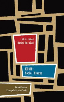 Home av LeRoi Jones (Heftet)