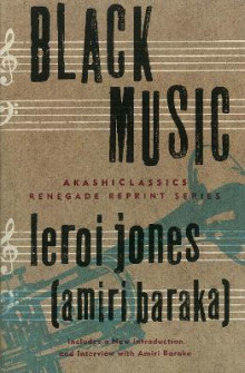 Black Music av LeRoi Jones (Heftet)
