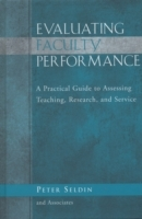 Evaluating Faculty Performance (Innbundet)