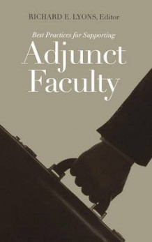 Best Practices for Supporting Adjunct Faculty (Innbundet)