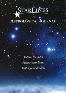 Starlines Astrological Journal av Jeff Adams og Amy West (Innbundet)