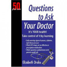 Questions to Ask Your Doctor av Elizabeth Drake (Heftet)