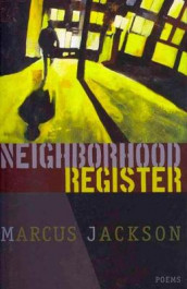 Neighborhood Register - Poems av Marcus Jackson (Heftet)