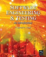 Omslag - Software Engineering and Testing