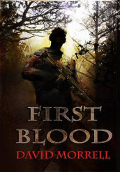 First Blood av David Morrell (Innbundet)