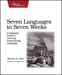 Seven Languages in Seven Weeks av Bruce A. Tate (Heftet)