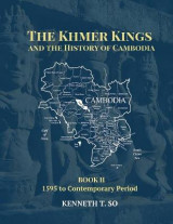 Omslag - The Khmer Kings and the History of Cambodia