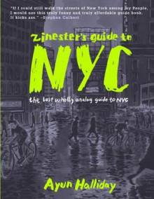Zinester's Guide To Nyc av Dawn Halliday (Heftet)