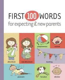First 100 Words for Expecting & New Parents av Karla Oceanak (Innbundet)